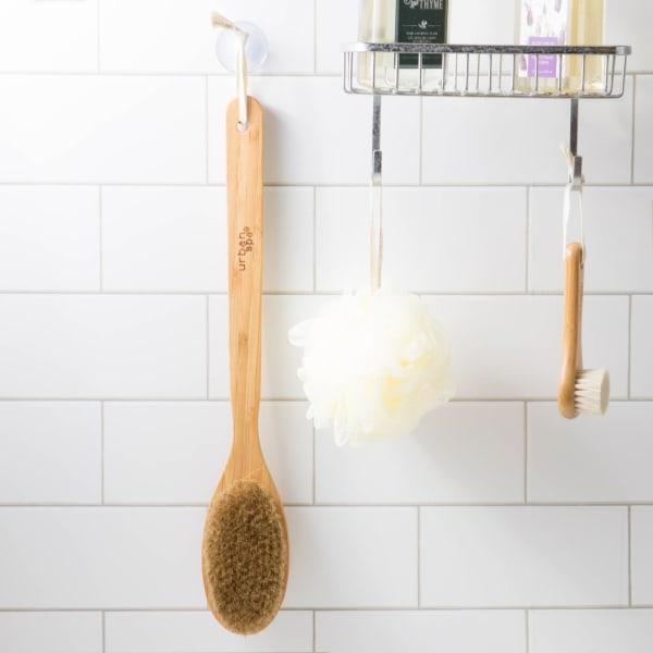 Urban Spa Bamboo & Wool Facial Brush