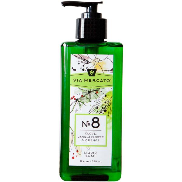 Via Mercato No. 8 Liquid Hand Soap