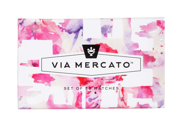 Via Marcato Pink Scented Matches