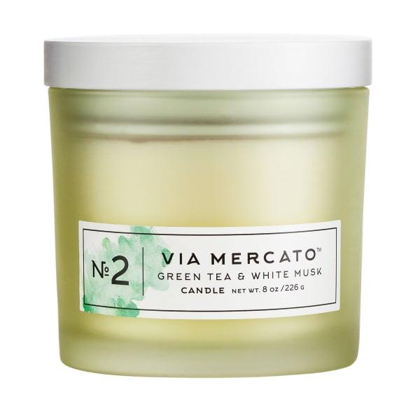 Via Mercato No. 2 Candle