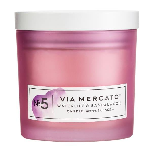 Via Mercato No. 5 Candle