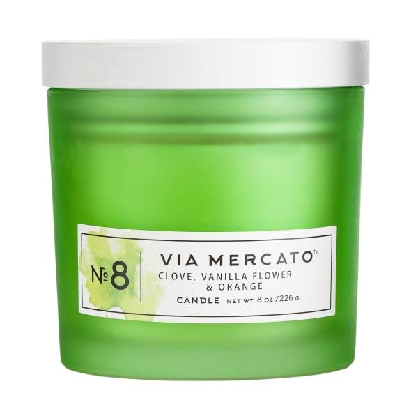Via Mercato No. 8 Candle