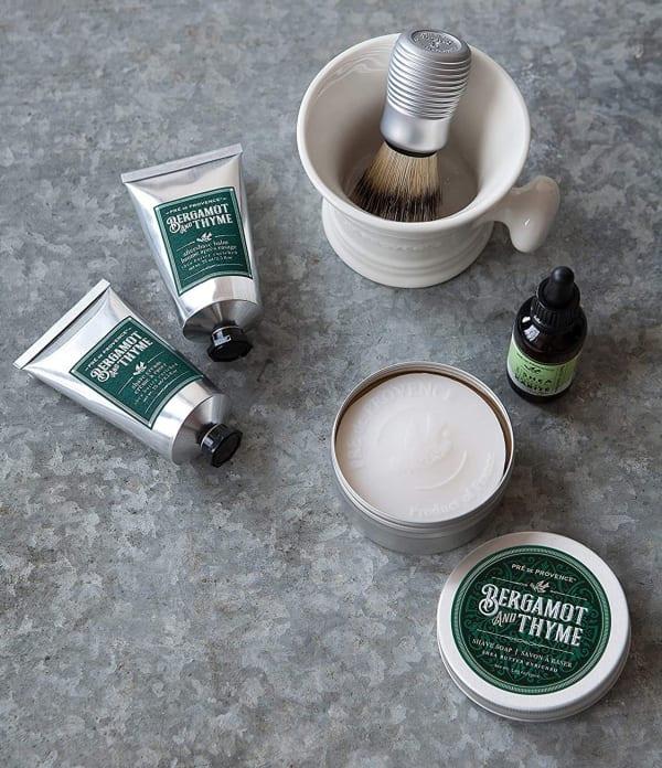 Men's Shaving Cream with Shea