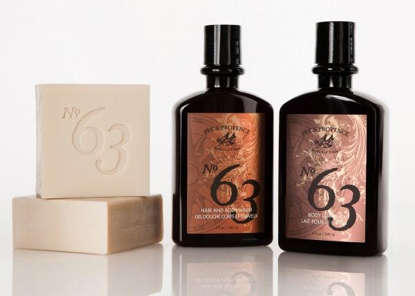 No 63 Men's Cube 200g Soap