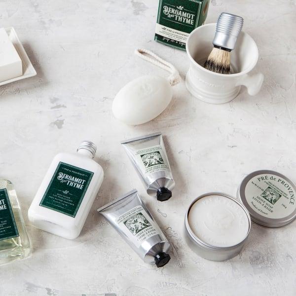 Bergamot & Thyme Soap On A Rope