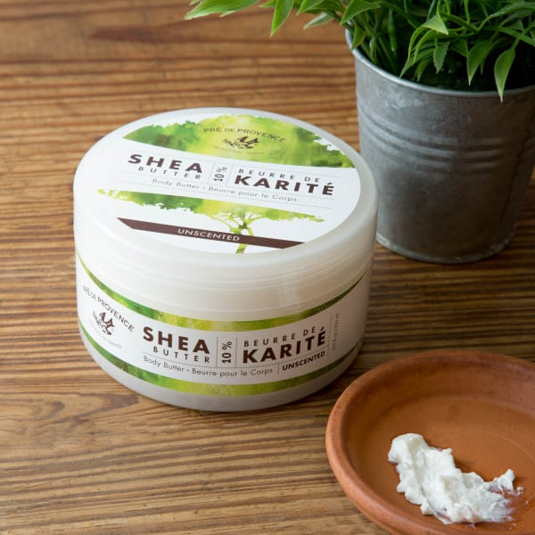 Shea Unscented Body Butter