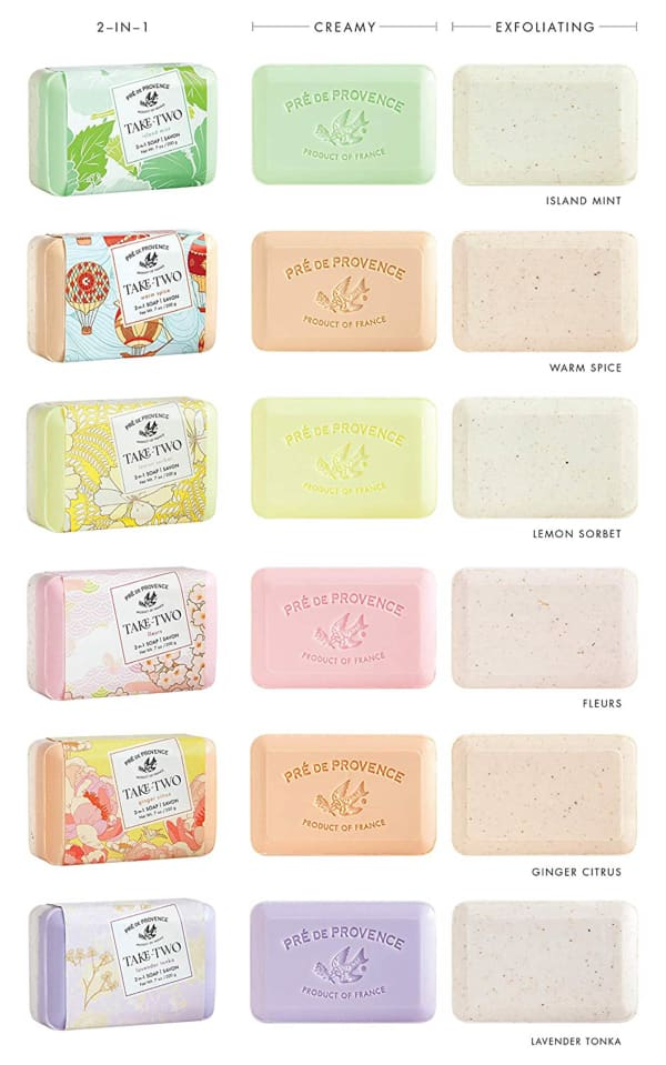 Take Two Ginger Citrus Soap