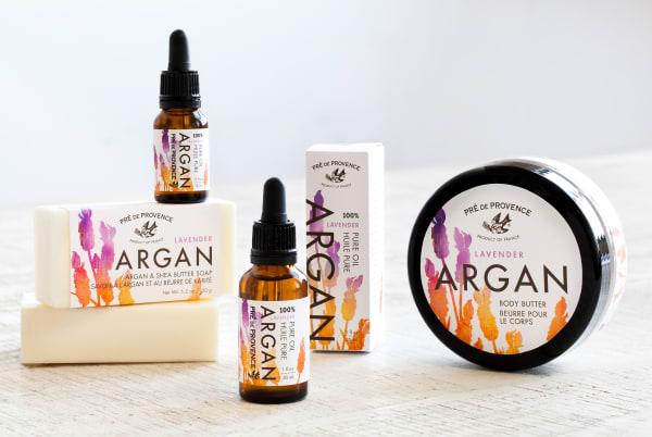 Argan Lavender Oil