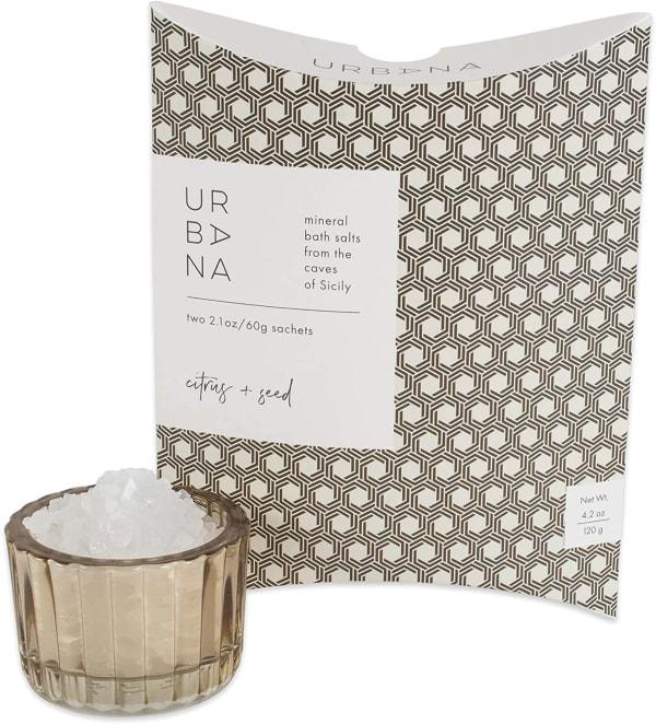 Urbana Citrus + Seed Bath Salts