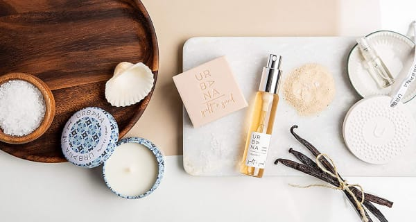 Urbana Salt + Sand Bath Salts