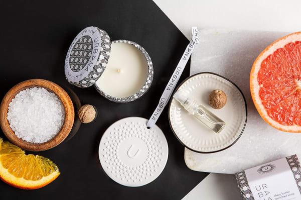 Citrus + Seed Ceramic Stone Diffuser