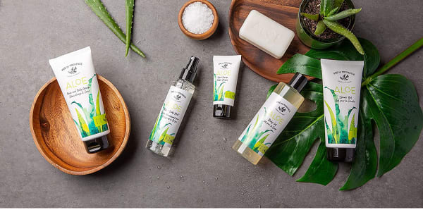 Aloe Face And Body Cream