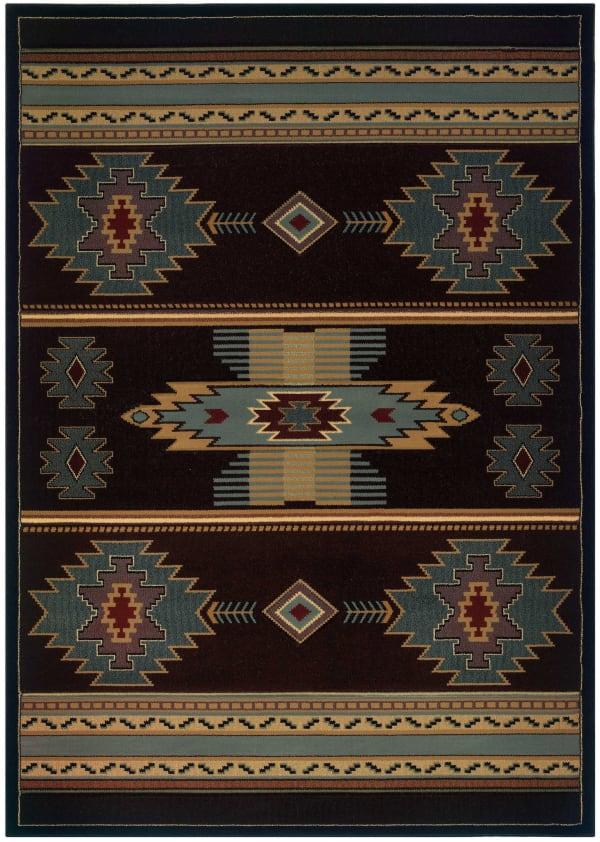 Southwest Design 5' x 8' Rug