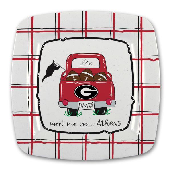 Georgia Melamine Platter