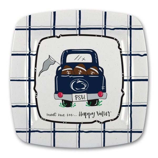 Penn State Melamine Platter