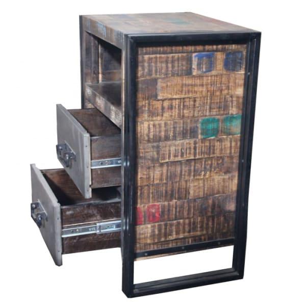 Allison 2-Drawer Cabinet