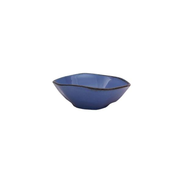RYO 12 Piece Blue Dinner Soup Bowl Set