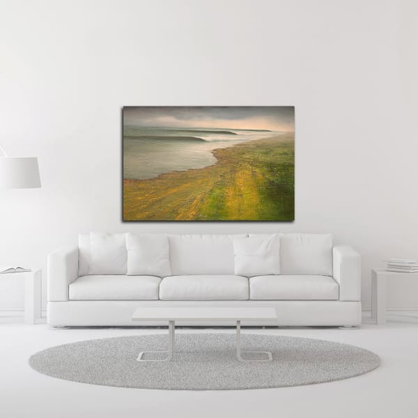 California II: Fertile Ground by Michael Mote Wrapped Canvas Wall Art