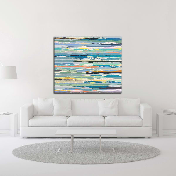 905 Miles by Adam Collier Noel Wrapped Canvas Wall Art