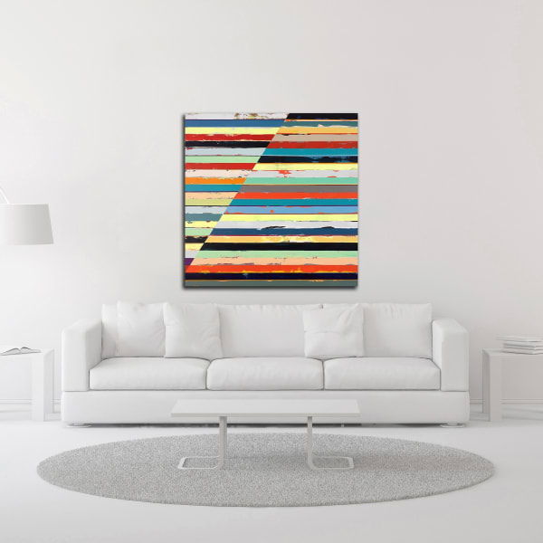 Nautical Summer by Adam Collier Noel Wrapped Canvas Wall Art