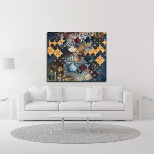 Gilded Age by Heather Noel Robinson Wrapped Canvas Wall Art
