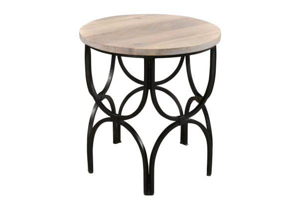 Stowell Round End Table