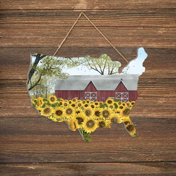 Sunshine by Billy Jacobs Wall Decor