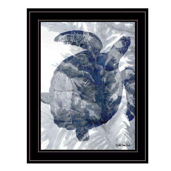 Ocean Collection 3 By Stellar Design Studio FramedWall Art