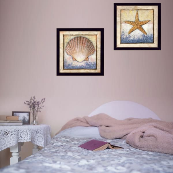 Sea Journey Collection By Ed Wargo Framed Wall Art