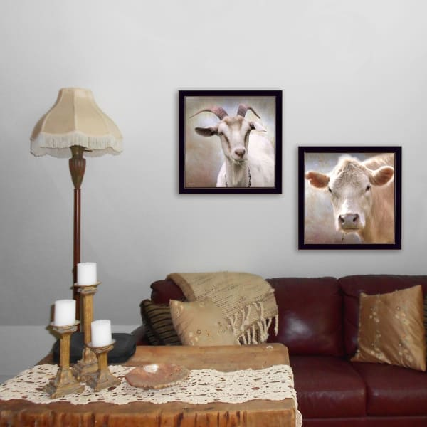 Up Close on the Farm Collection By Lori Deiter Framed Wall Art
