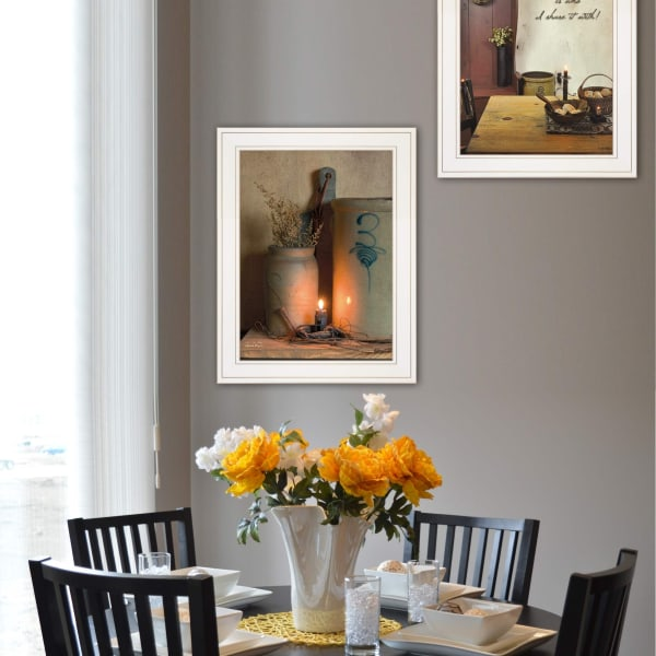 What I Love Most 2-Piece Vignette by Susie Boyer Framed Wall Art