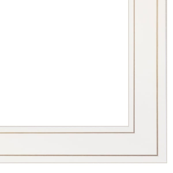 Right Direction Adventure 2 Piece Vignette by Marla Rae White Frame