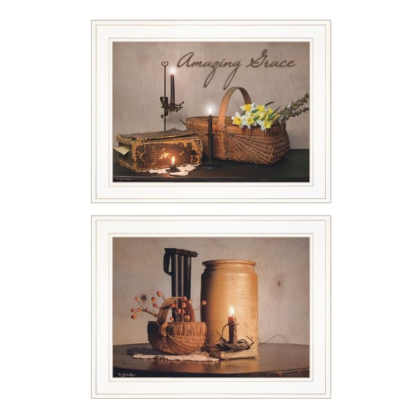 Amazing Grace Collection By Susie Boyer Framed Wall Art