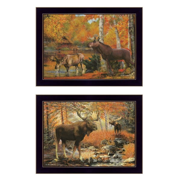 Call of the Wild By Ed Wargo Outdoor Framed Wall Art