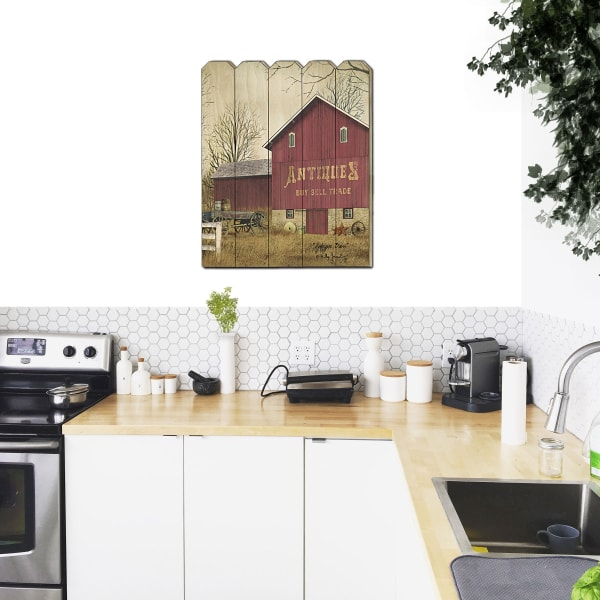 Antique Barn by Billy Jacobs Wall Decor