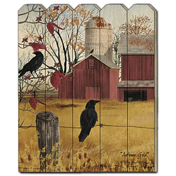 Autumn Gold by Billy Jacobs Wall Decor
