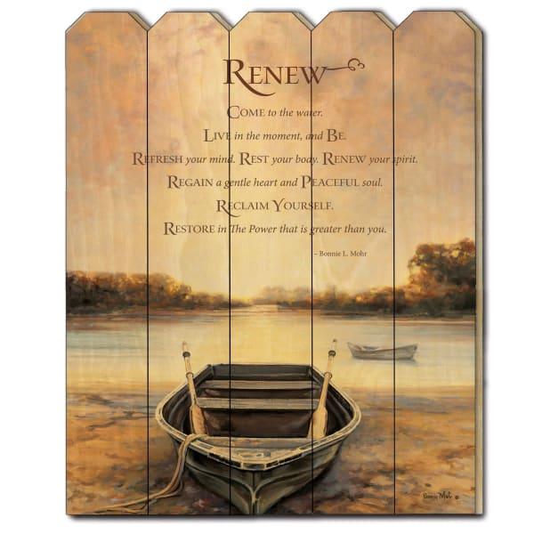 Renew by Bonnie Mohr Wall Decor