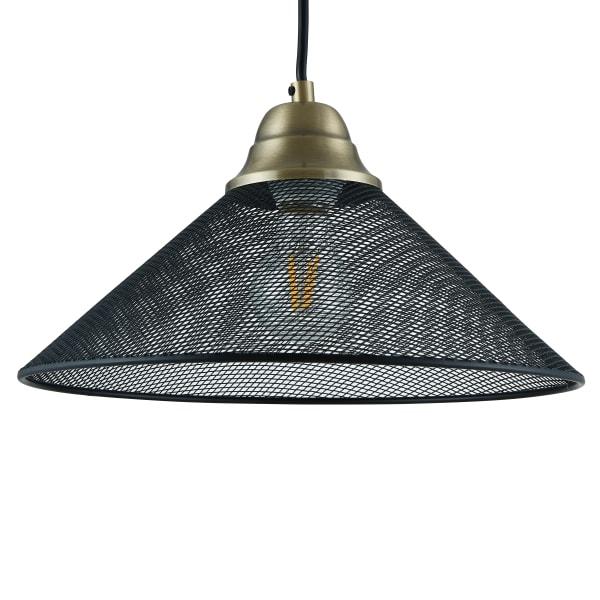 Hilaire Black Downlight Pendant Lamp