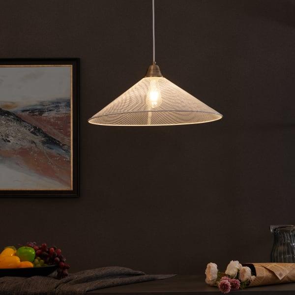 Hilaire White Downlight Pendant Lamp