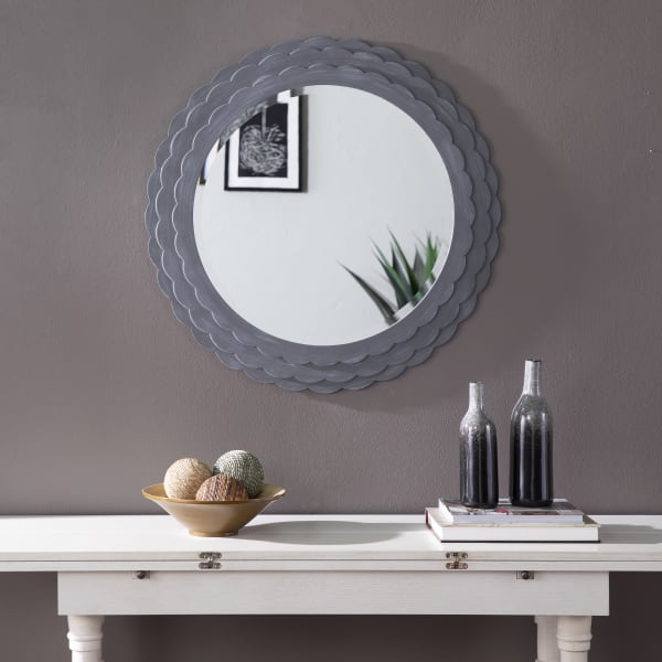 Randall  Round Decorative Mirror