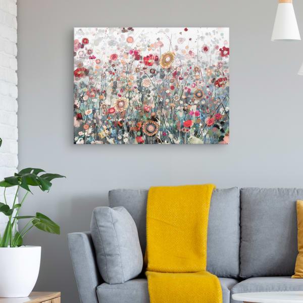 Wild & Free by Studio Arts Canvas Wall Art