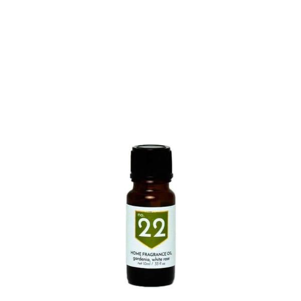 No. 22 Gardenia Rose Home Fragrance Diffuser Oil