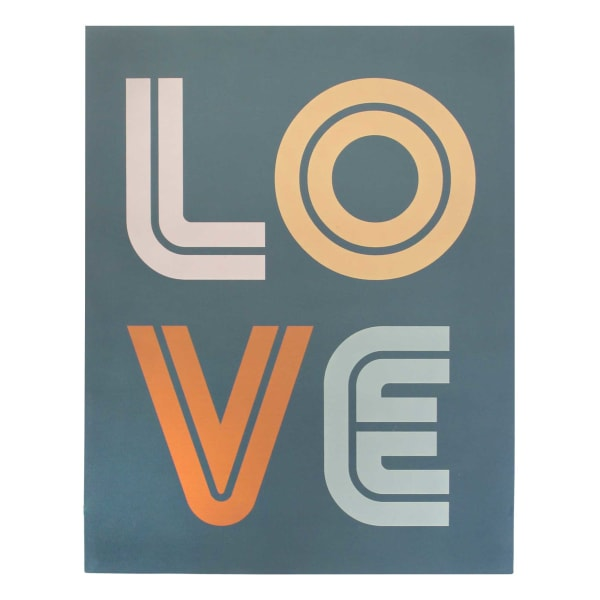 Vintage LOVE Wall Decor
