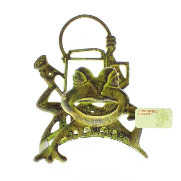 Frolicking Frog Hose Organizer