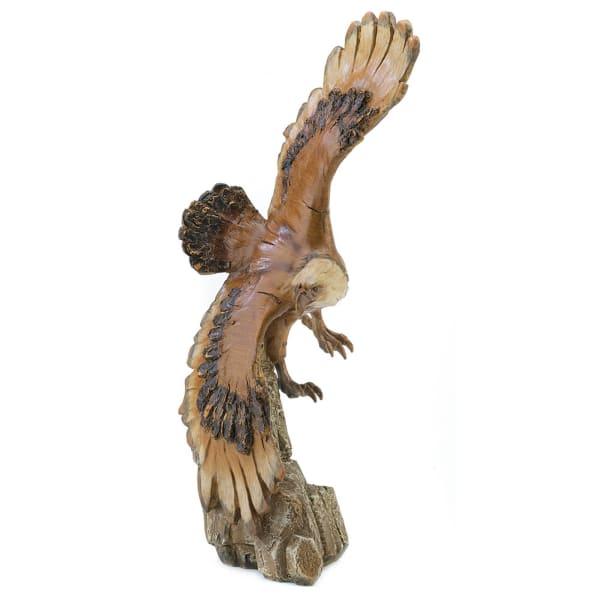 Soaring Eagle Statue