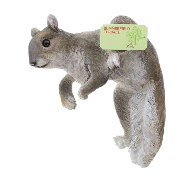 Climbing Chip Squirrel Decor