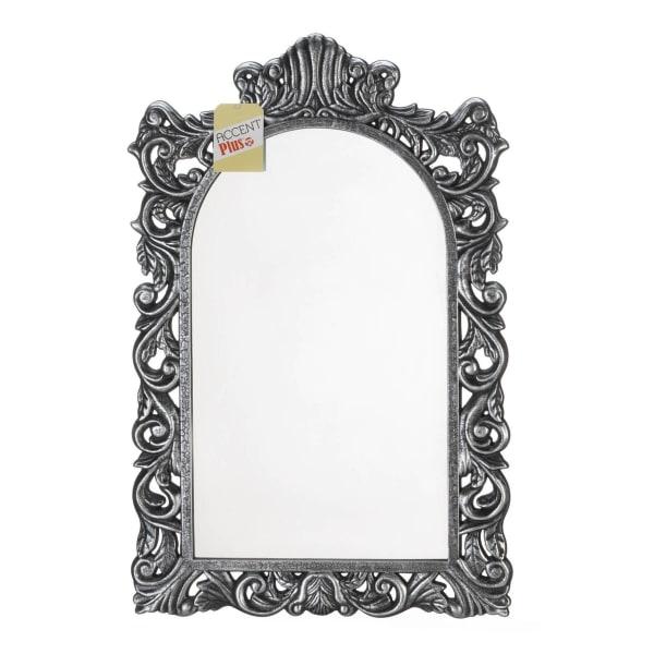 Grand Silver Wall Mirror