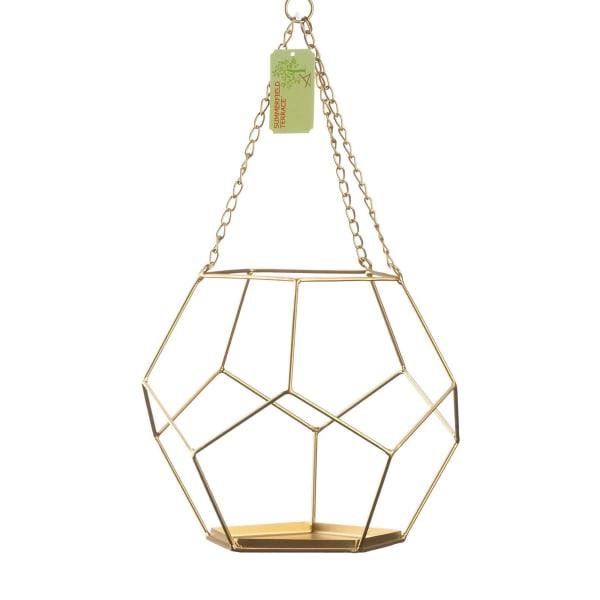 Hanging Geometric Plant Holder