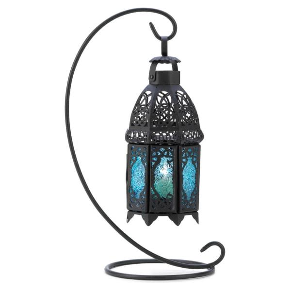 Sapphire Nights Table Lantern