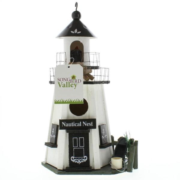 Nautical Nest Birdhouse